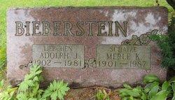 Merle Matilda <i>Klug</i> Bieberstein