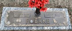 William L Fobare, Sr