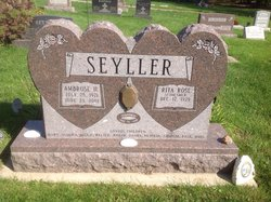 Ambrose H Seyller