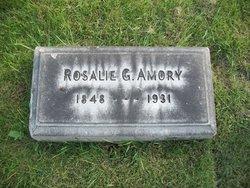 Rosalie Genevieve <i>Ernst</i> Amory