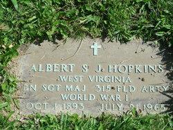 Albert Sidney Johnson Hopkins