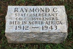 Sgt Raymond C Chance