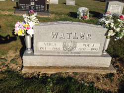 Verla May <i>Nicolay</i> Watler