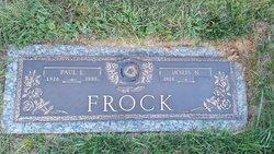Doris N <i>Slonaker</i> Frock