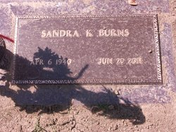 Sandra K. <i>Murdock</i> Burns