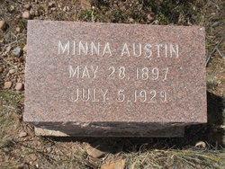 Minna M. <i>Hanssen</i> Austin