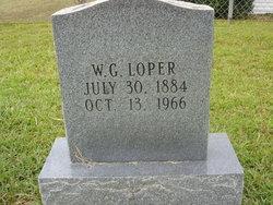William G Loper