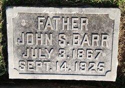 John Silas Barr