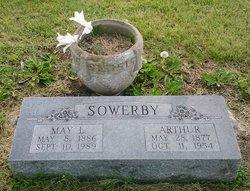 Luella M. May <i>Cupp</i> Sowerby