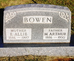 E. Allie <i>Robertson</i> Bowen