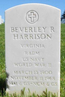 Adm Beverley Randolph Harrison, Jr