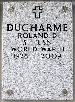 Roland D Ducharme