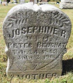 Marie Josephine Rose <i>Joliat</i> Beuchat