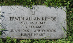 Erwin Allan Al Kehoe