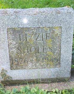 Lizzie <i>Brown</i> Sholes