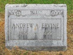 Andrew A. Alec Ervine