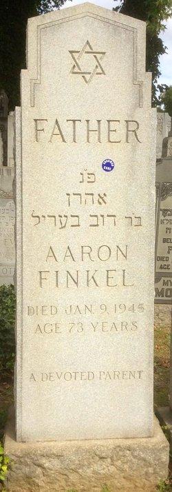 Aaron Finkel