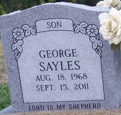George Sayles