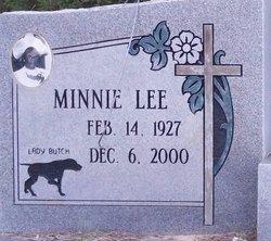 Minnie Lee Rogers