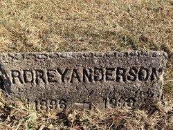 Ardrey Anderson