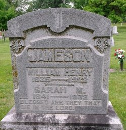 Pvt William Henry Jameson