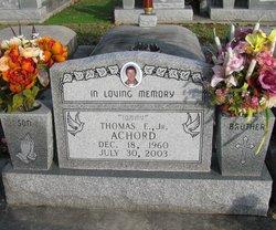 Thomas E. Tommy Achord, Jr
