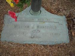 William James Mansfield
