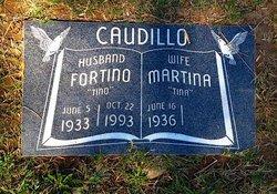 Martina Maria Tina <i>Madrigal</i> Caudillo