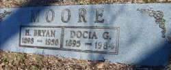 Docia G Moore