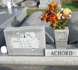 Thomas E. Achord, Sr