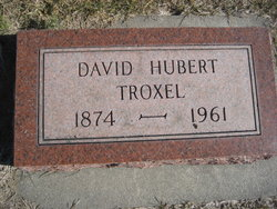 David Hubert Troxel
