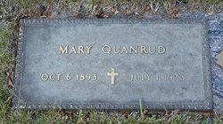 Mary Quanrud