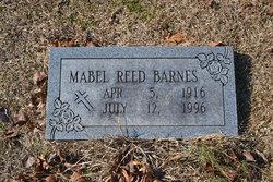 Mabel Jack <i>Reed</i> Barnes