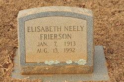 Elisabeth Neely Dit Frierson