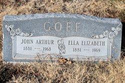John Arthur Goff