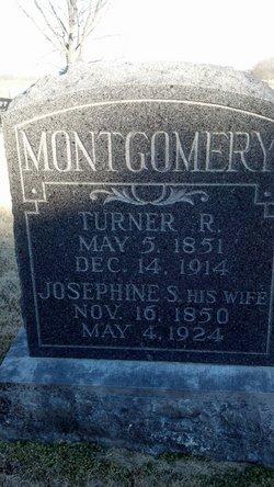 Sarah Josephine <i>Bishard</i> Montgomery