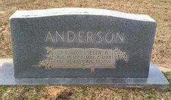 Ella Frances <i>Beard</i> Anderson