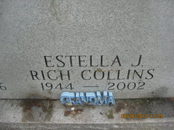 Estella J Rich/Collins