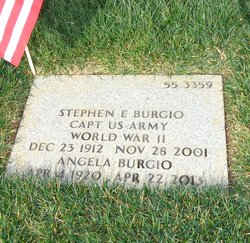 Stephen E Burgio