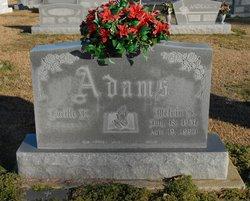 Melvin S Adams