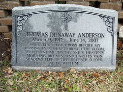 Thomas Dunaway Anderson