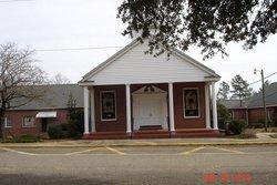 Olar First Baptist Church Cemetery