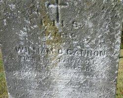 William O'Gannon