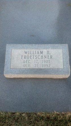 William Henry Froetschner