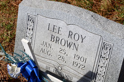 Lee Roy Brown