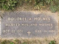 Dolores Alice <i>Walker</i> Holmes