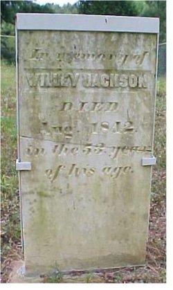 Capt Willey Jackson