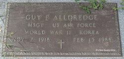 Guy Fred Alldredge