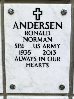 Ronald Norman Andersen