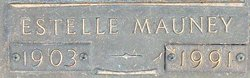Estelle Myrtle <i>Mauney</i> Banner